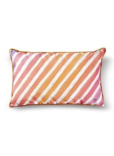 The Mia Yastık 30 x 50 Cm Renkli